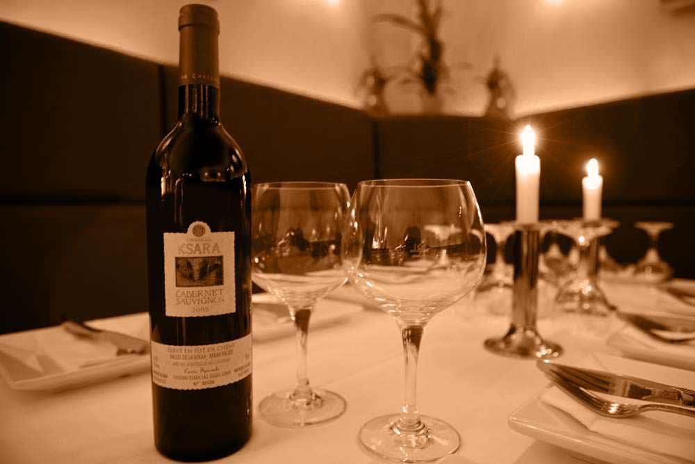 Qadmous - Ksara - Cabernet Sauvignon - Libanesischer Wein - Berlin